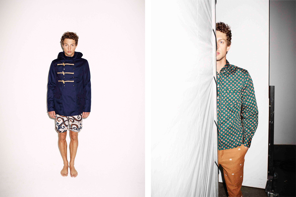 Vanishing Elephant 2012 Spring/Summer Collection