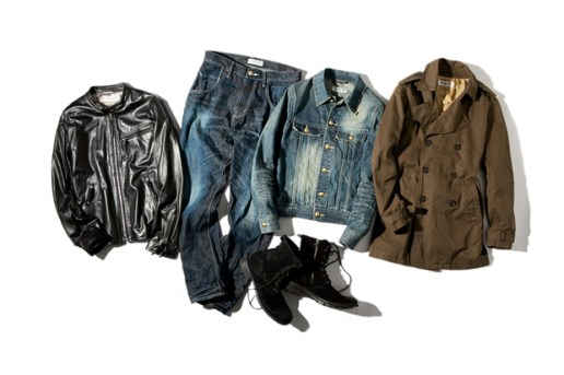 VANQUISH 2011 Fall/Winter Collection
