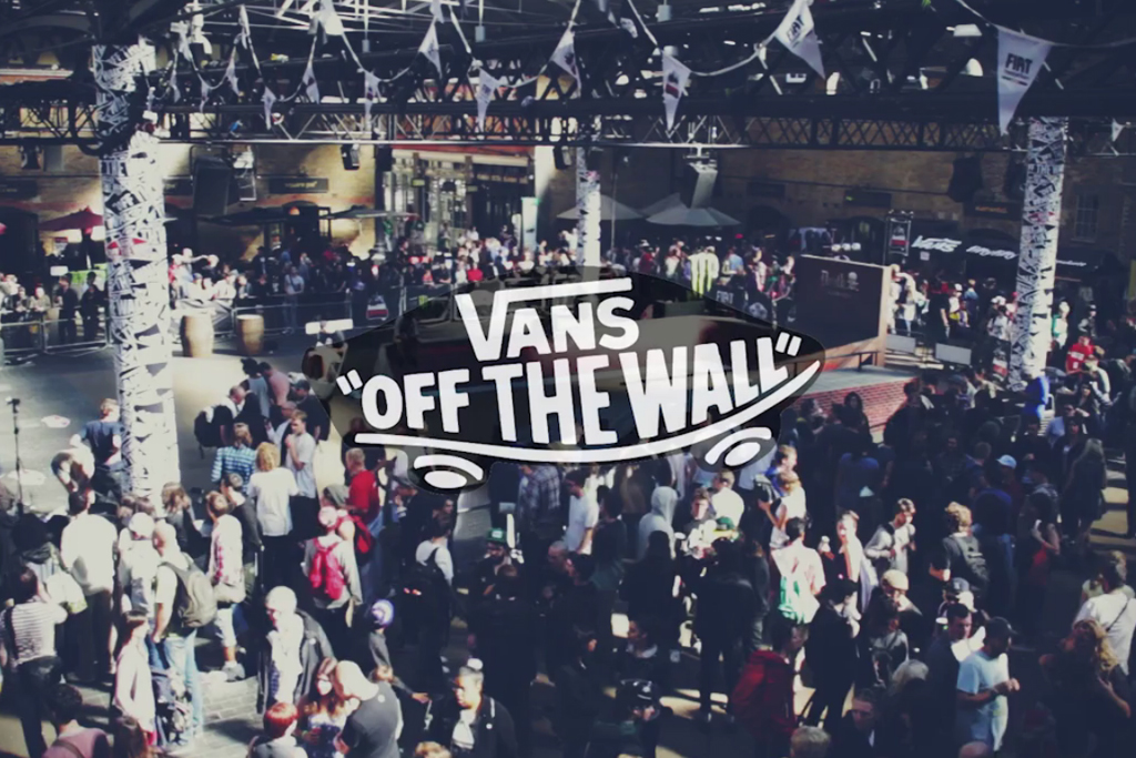 Vans Downtown Showdown London 2011 Video Recap