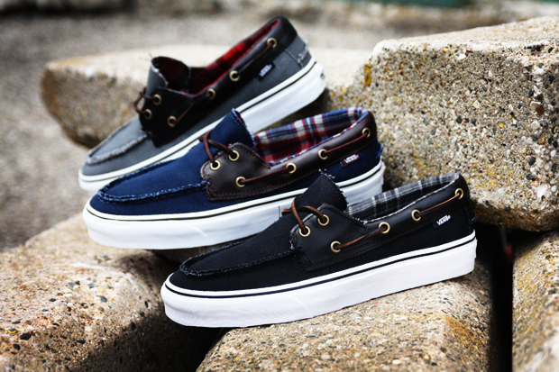 Vans Zapato Del Barco Flannel Pack