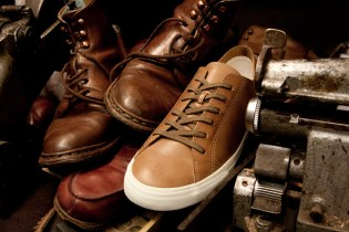 Veja x FrenchTrotters 2011 Fall/Winter Footwear Collection