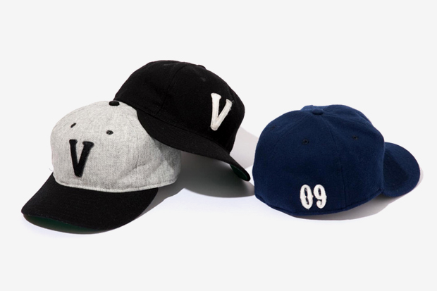 VICTIM x Ebbets Field Flannel Caps