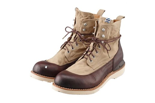 visvim 2011 Fall/Winter VERITUS-FOLK