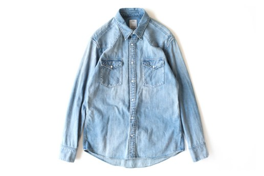 visvim SOCIAL SCULPTURE SHIRT