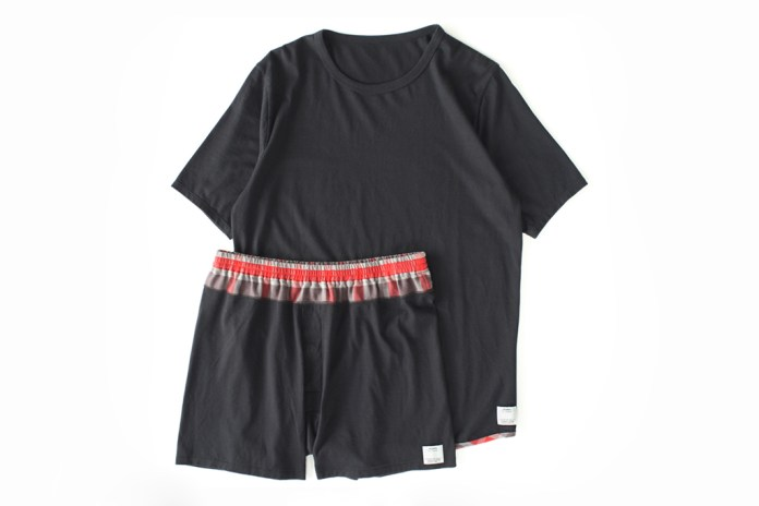 visvim SUBLIG. T-Shirt & Boxers