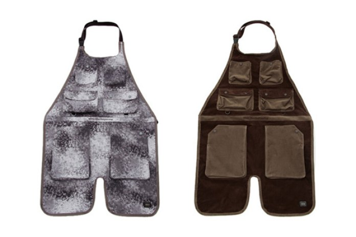 White Mountaineering x Porter 2011 Fall/Winter Apron