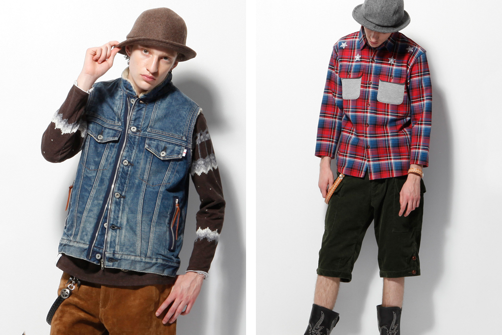 WHIZ LIMITED 2011 Fall/Winter Collection