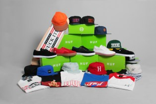 Win a $500 HUF Gift Certificate and Skate Deck from Bricksworth!