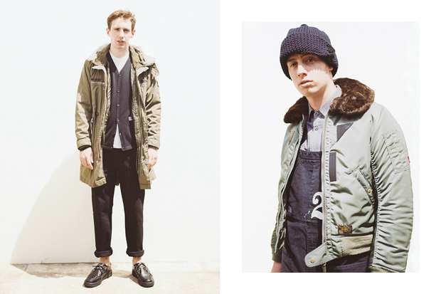 wtaps 2011 2nd way of life collection