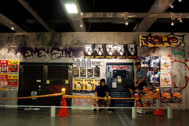"""Xeme & Sinic """"KOWLOON"""" Exhibition Recap"""