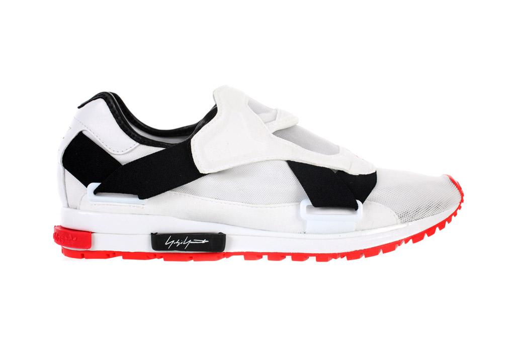 "Yohji Yamamoto x adidas ""Yohji Pacer"" Sneakers"