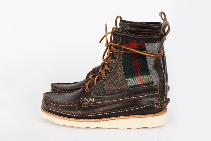 "Yuketen ""Quilt"" Maine Guide Boots"