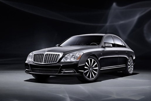 2011 Maybach 57 S Edition 125