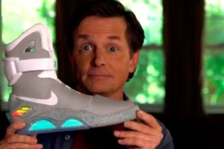2011 Nike MAG: A Message from Michael J. Fox