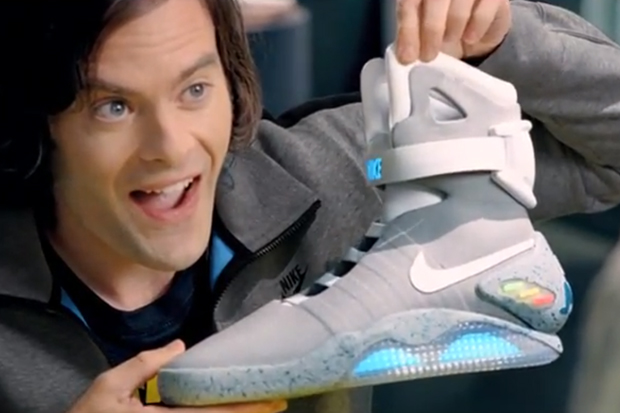 2011 Nike MAG: BACK FOR THE FUTURE