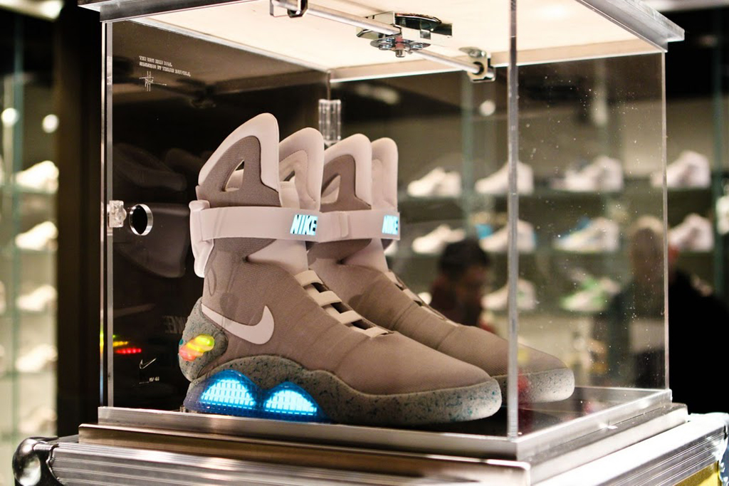 2011 Nike MAG London Auction Event Recap