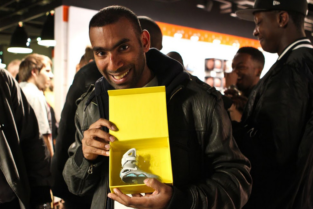 2011 Nike MAG London Auction Event Recap