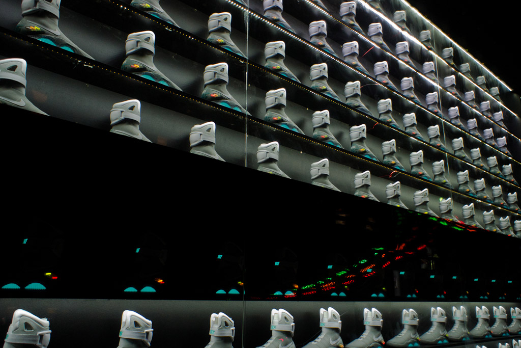 2011 Nike MAG Presents Back for the Future Event Recap at The Montalban