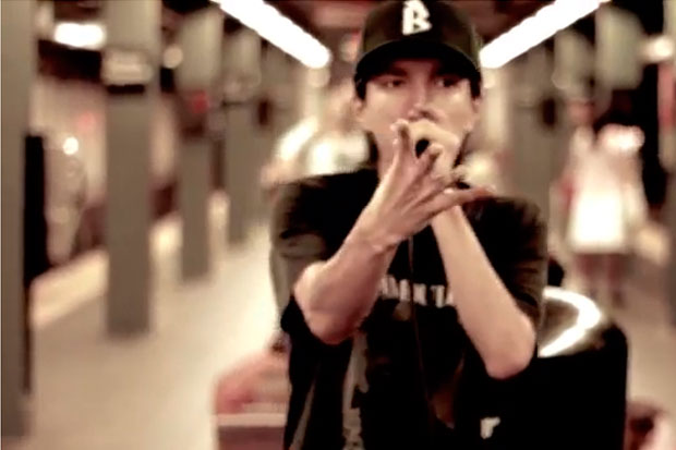 2106 the Beatboxer at the 42nd Street Subway in New York City