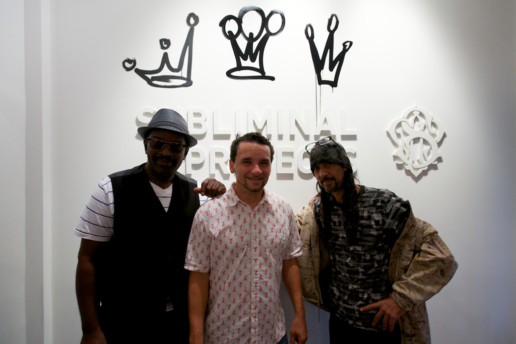3 Kings Exhibition @ Subliminal Projects Recap featuring Futura, Fab 5 Freddy & Lee Quinones