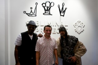 3 Kings Exhibition @ Subliminal Projects Recap featuring Futura, Fab 5 Freddy & Lee Quinones