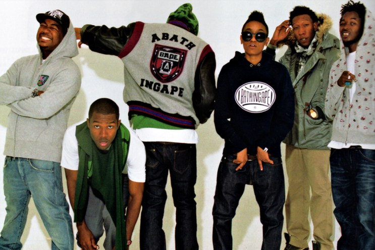 A Bathing Ape 2011 Winter Collection Mook Featuring Odd Future