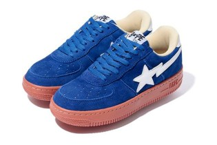 A Bathing Ape BRICK SOLE BAPE STA
