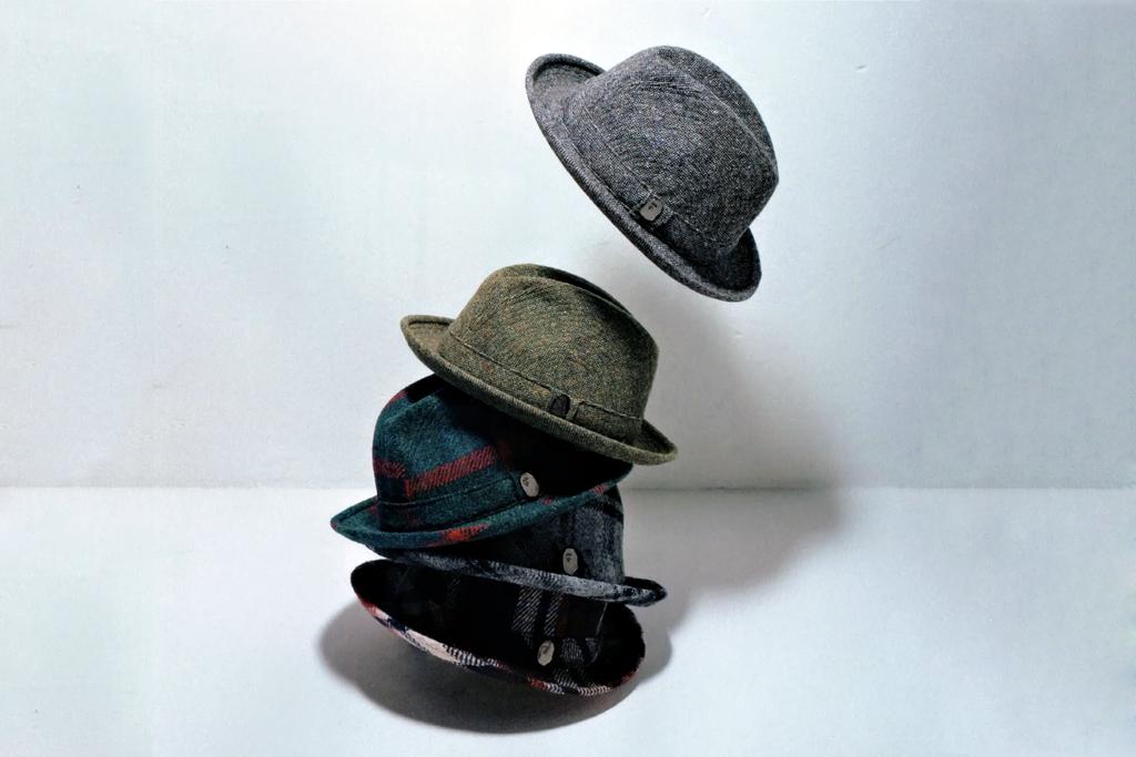 A Bathing Ape x Lock & Co. Hatters LONDON Hat