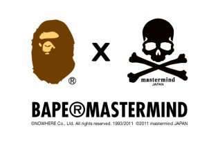 A Bathing Ape x mastermind JAPAN Capsule Collection