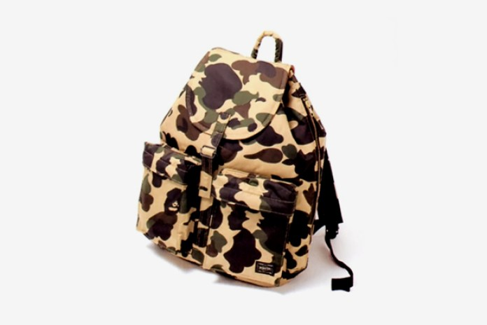 A Bathing Ape x Porter 2011 Winter Capsule Collection