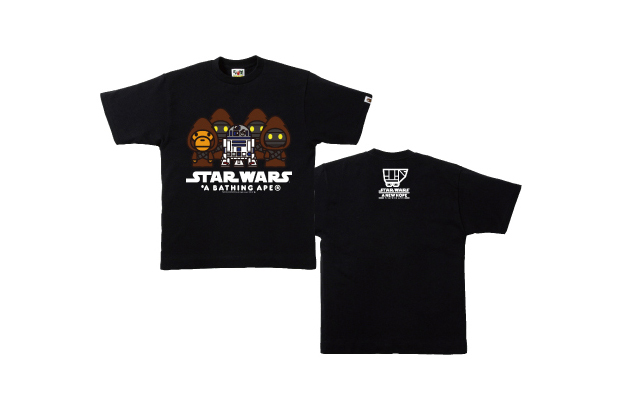 A Bathing Ape x Star Wars Capsule Collection