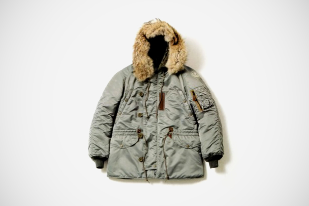 A Bathing Ape x TOYS McCOY N-3 Jacket