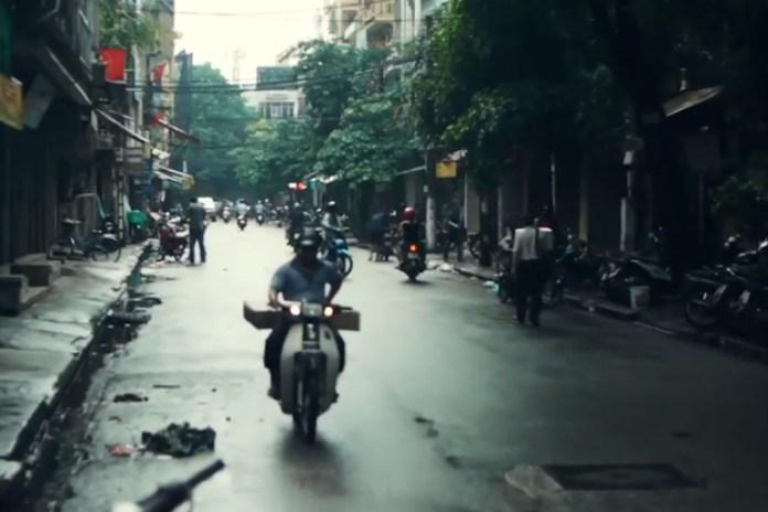 A Journey Through Vietnam by Leon Visser