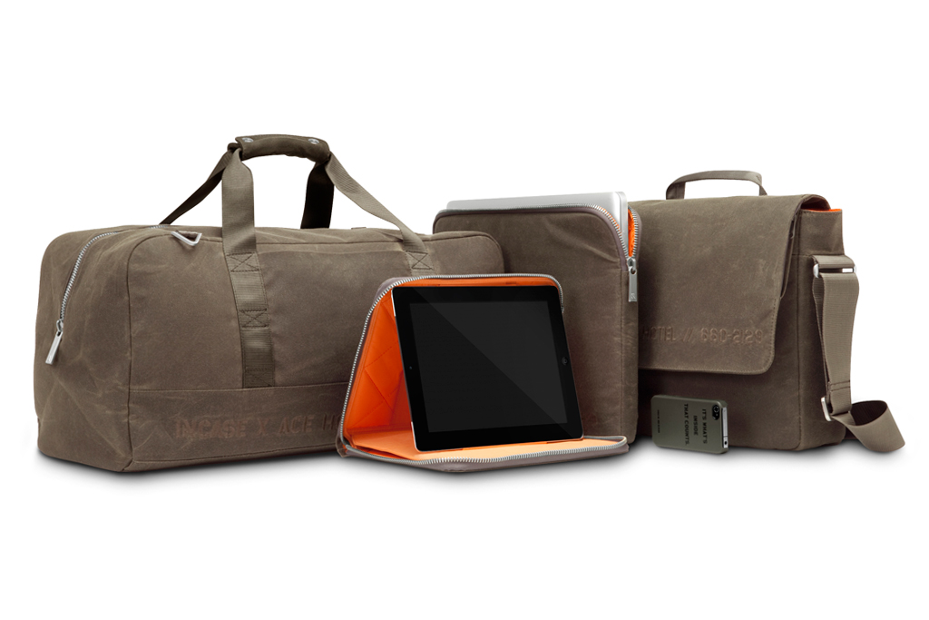 Ace Hotel x Incase 2011 Fall Capsule Collection