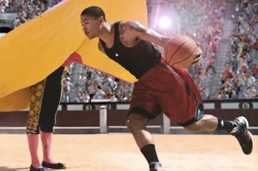 "adidas Basketball: adiZero Rose 2 ""The Bull"" Commercial"