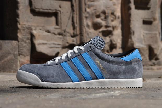 adidas Kopenhagen Grey/Legacy Blue