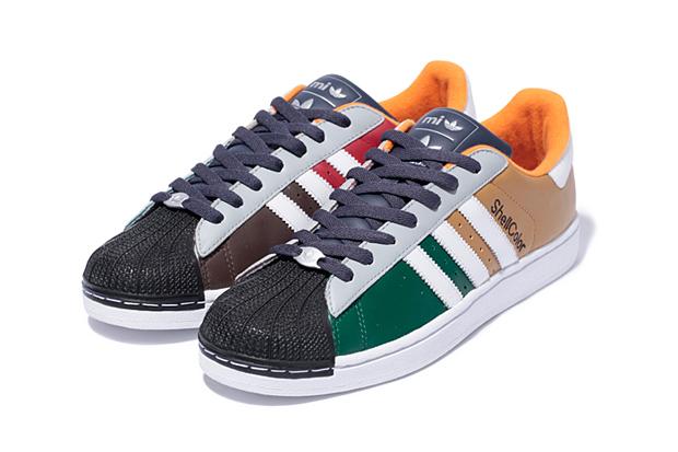 "adidas Originals 2011 ""mi Originals"" Japan Collection"