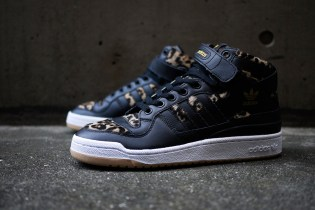 "adidas Originals Forum Mid ""Leopard"" CHAPTER Exclusive"