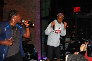 "adidas Presents: Pusha T ""Fear of God II: Let Us Pray"" Release Party Recap"