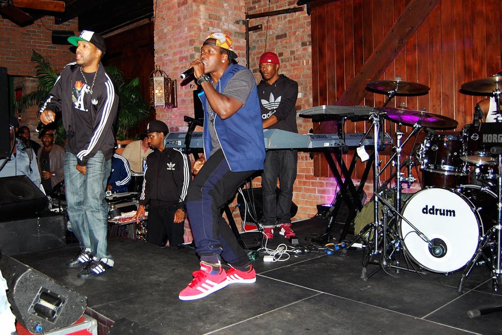 "adidas Presents: Pusha T ""Fear of God II: Let Us Pray"" Release Party Recap"