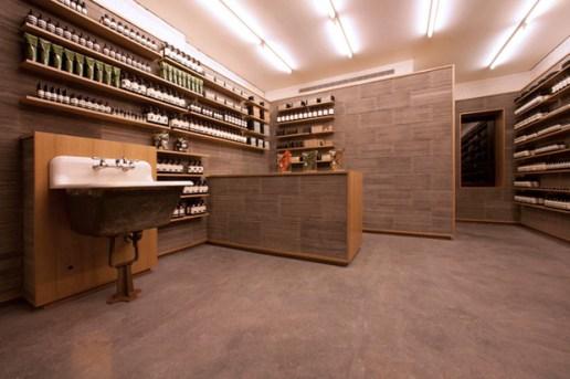 Aesop New York Store Opening