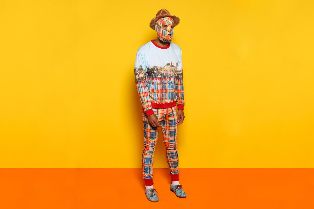 """agi&sam 2012 Spring/Summer """"Tabasco, Tequila and Tomato Juice"""" Collection"""