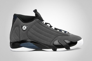 Air Jordan 14 Retro Light Graphite/Midnight Navy