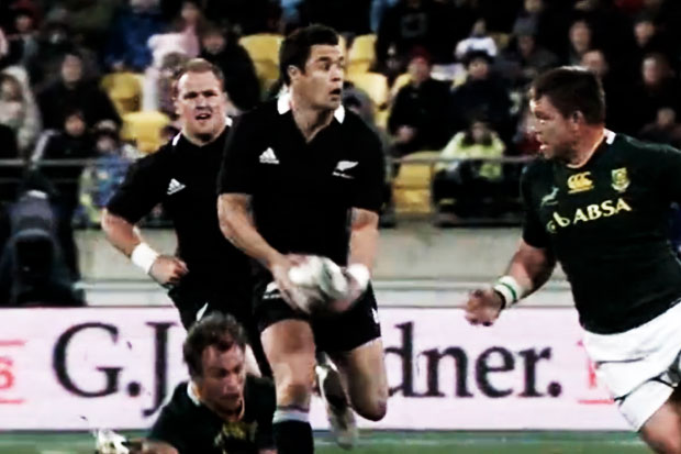 New Zealand All Blacks: all heroes