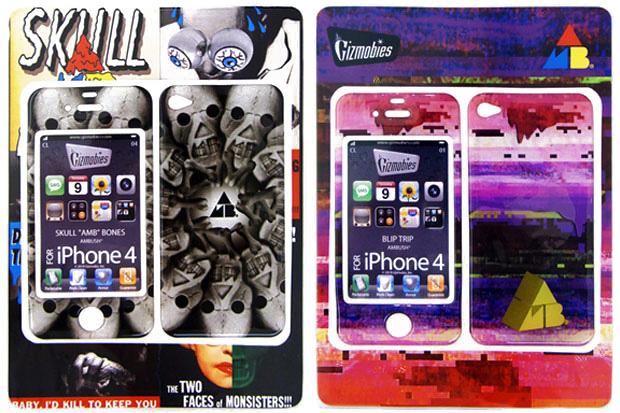 AMBUSH x Gizmobies iPhone 4 and iPad 2 Covers