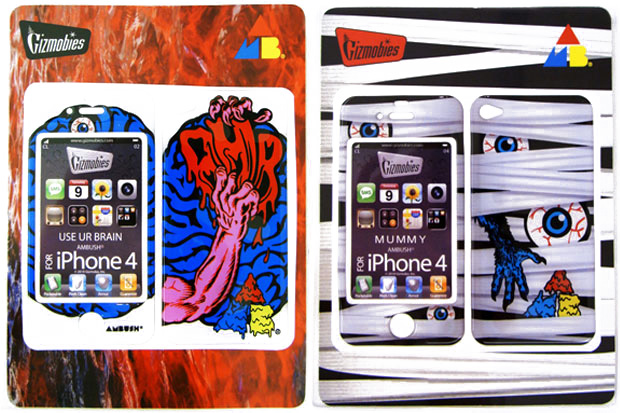 AMBUSH x Gizmobies iPhone 4 and iPad 2 Covers