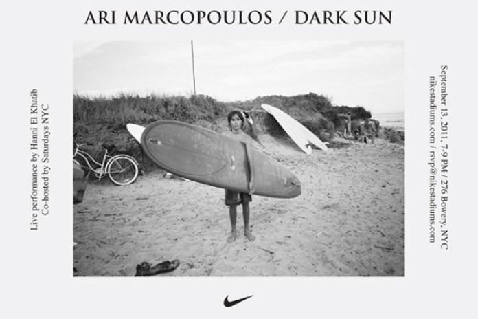 "Ari Marcopoulos ""Dark Sun"" Exhibition @ Bowery Stadium"