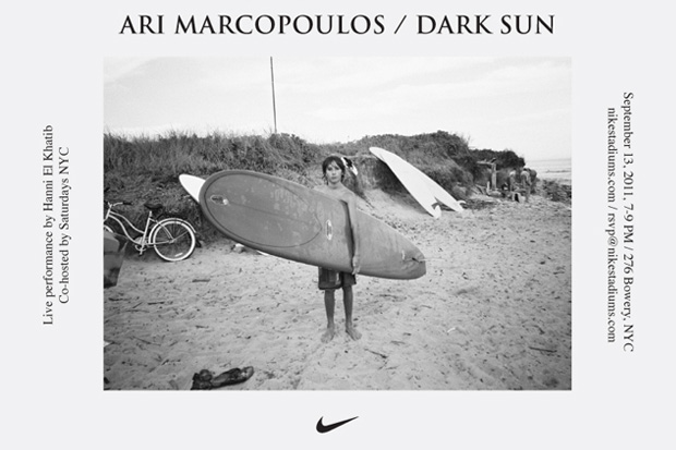ari marcopolous dark sun exhibition bowery stadium