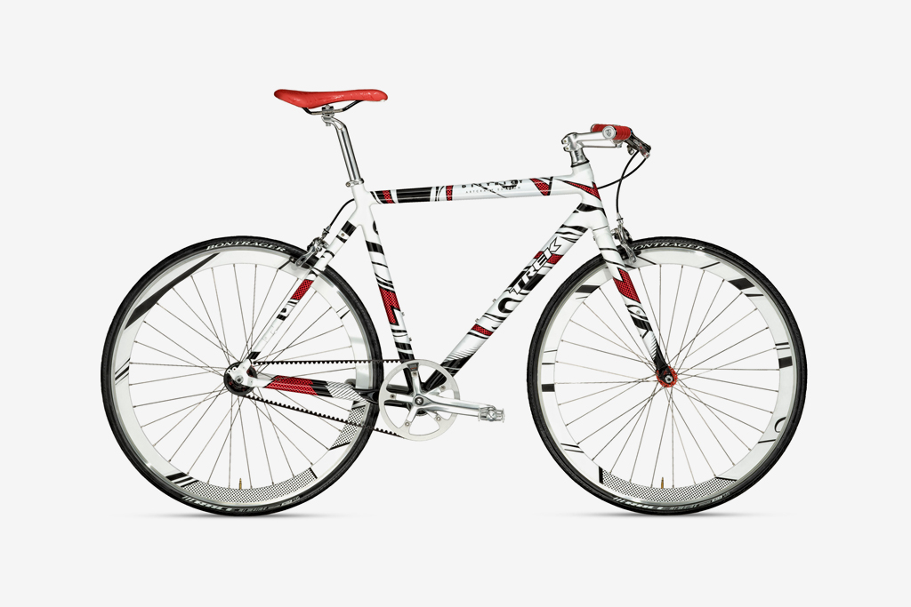 ARTCRANK x Trek District Bike