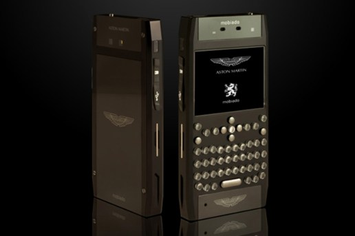 Aston Martin x Mobiado The Grand 350 Phone